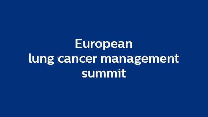 European lung cancer management summit