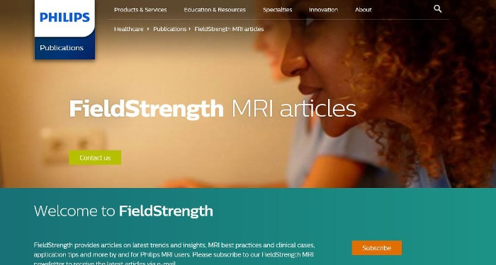 FieldStrength articles