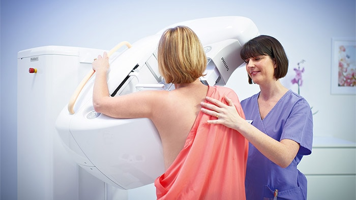 Mammography: new spectral benefits and low dose
